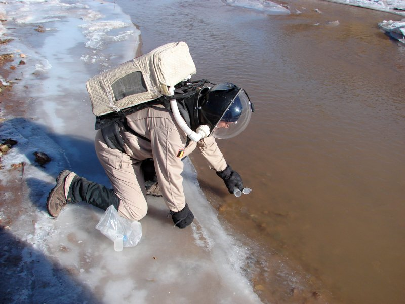 Mdrs Eva 12 Report Found Water And Life On Mars Leandro